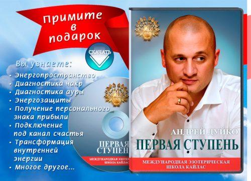 Андрей Андреевич Дуйко - Первая Ступень скачать