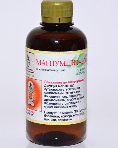 Магнумцит - 300 | Общее оздоровление - Магний + Витамин В6