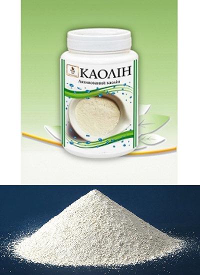 Каолин - для медицинского и косметического применения. Тибетская Формула.