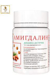 Амигдалин Тибетская Формула Дуйко - Витамин B17 (Онколит - 8))