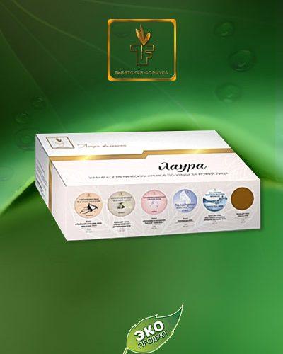 Набор кремов ЛАУРА - Уход за кожей лица