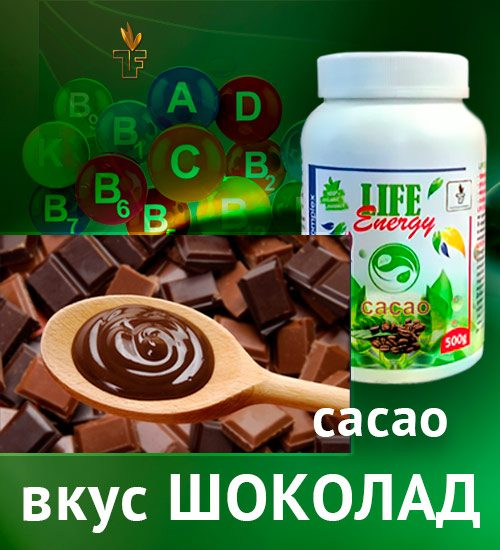 Life Energy TF шоколад Андрей Дуйко