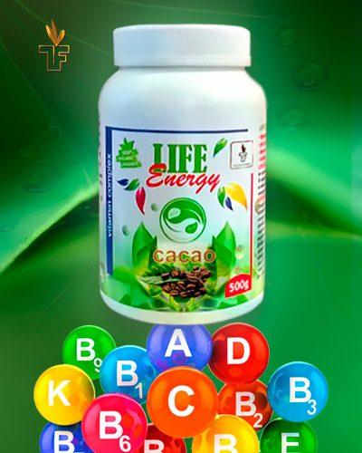 Life Energy TF шоколад