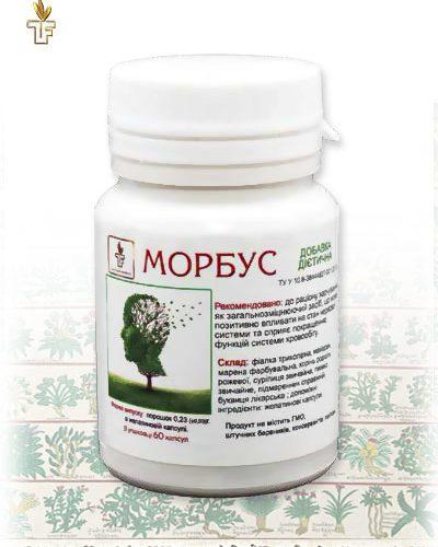 Морбус Стоп Дуйко - противосудорожное, противоэпилептическое, противоспалительное и успокаивающее действие.