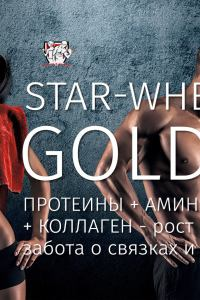 Star Whey GOLD | ПРОТЕИН + ВСАА + Коллаген - Мускулы + Аминокислоты + Связки