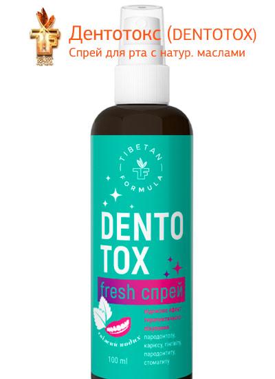 Дентотокс | Dentotox спрей - для полости рта