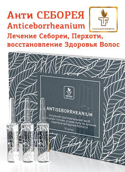 АнтиСеборея Anticeborrheanium Дуйко | Лечение Себореи и Перхоти, общее оздоровление волос и кожи головы